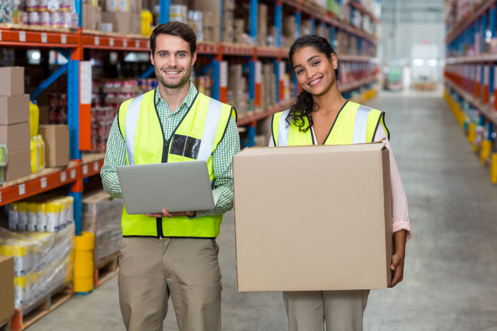 warehouse hiring