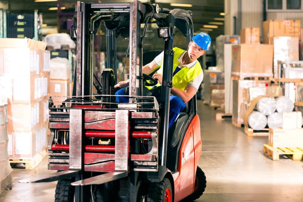 Ways to Prevent Forklift Accidents